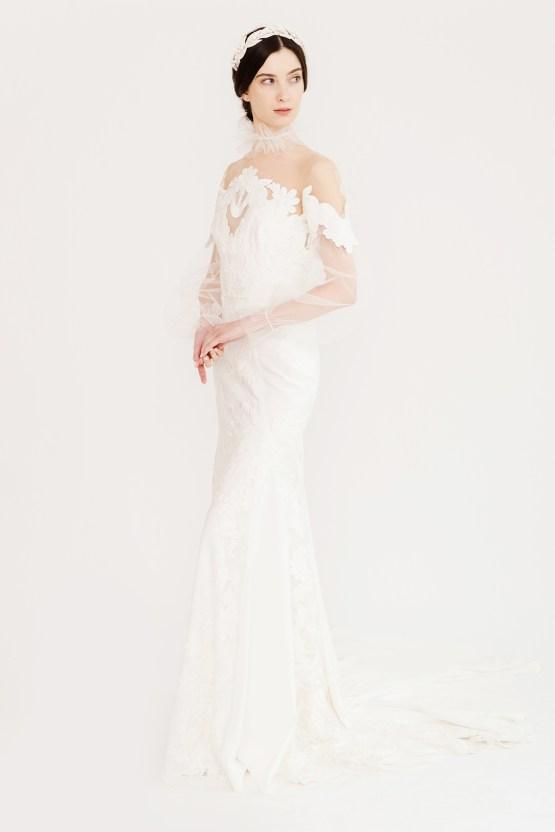 Luxurious and Fashion-Forward All White Wedding Inspiration – Emma Pilkington Photography 24