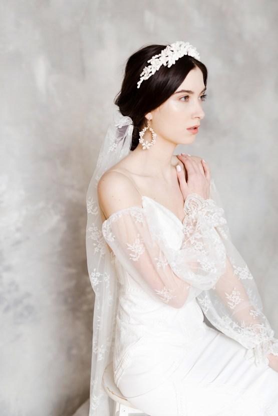 Luxurious and Fashion-Forward All White Wedding Inspiration – Emma Pilkington Photography 30