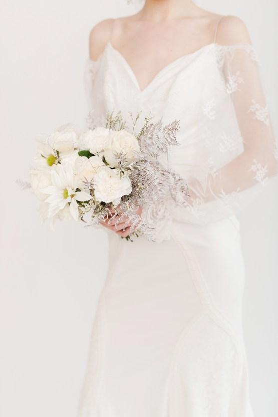 Luxurious and Fashion-Forward All White Wedding Inspiration – Emma Pilkington Photography 31