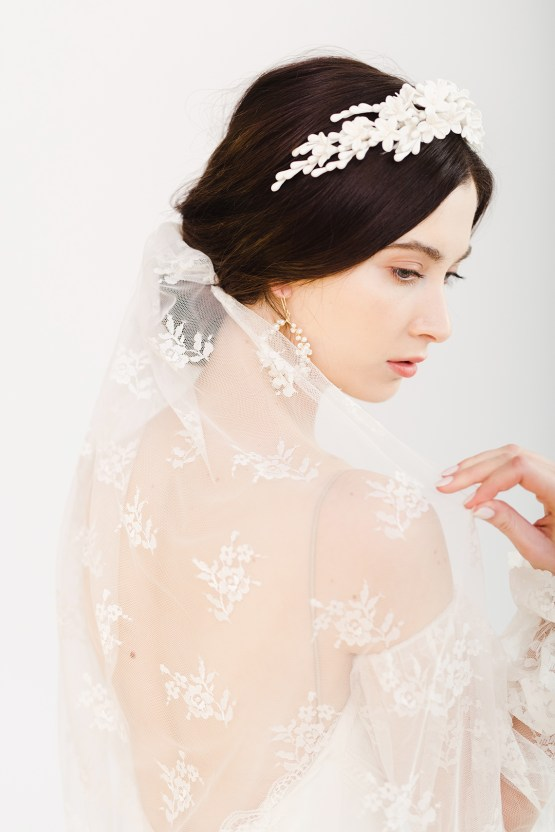 Luxurious and Fashion-Forward All White Wedding Inspiration – Emma Pilkington Photography 33