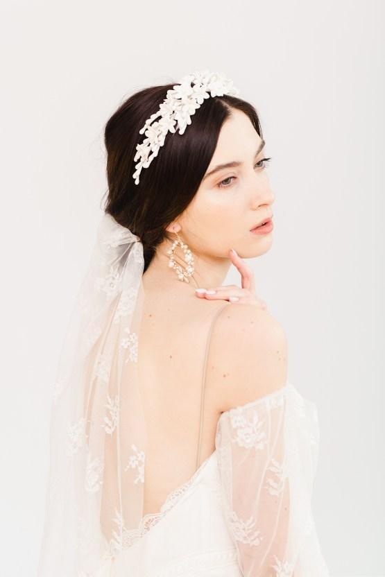 Luxurious and Fashion-Forward All White Wedding Inspiration – Emma Pilkington Photography 34