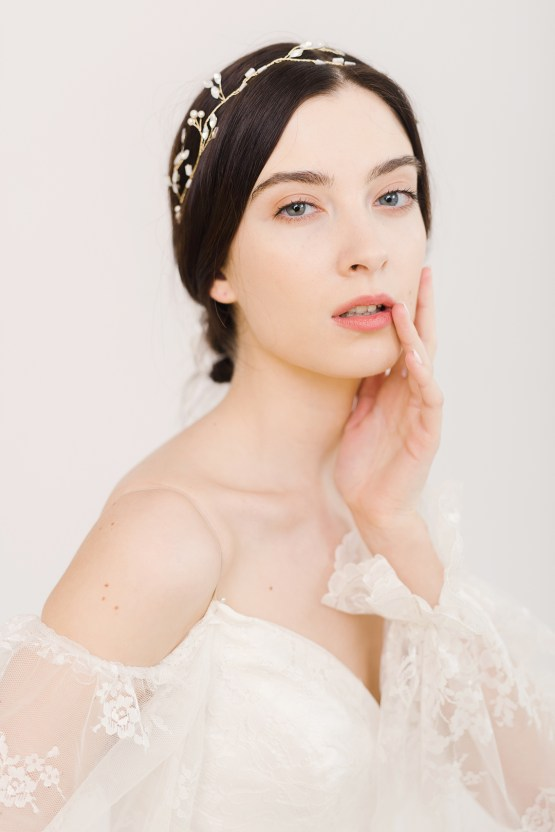 Luxurious and Fashion-Forward All White Wedding Inspiration – Emma Pilkington Photography 36
