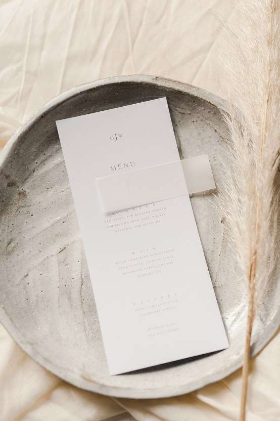 Luxurious and Fashion-Forward All White Wedding Inspiration – Emma Pilkington Photography 4
