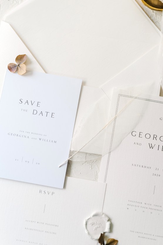 Luxurious and Fashion-Forward All White Wedding Inspiration – Emma Pilkington Photography 41