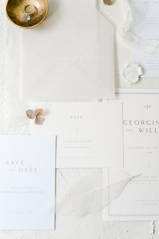 Luxurious and Fashion-Forward All White Wedding Inspiration – Emma Pilkington Photography 43