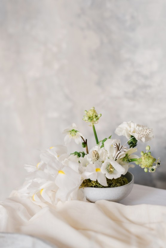Luxurious and Fashion-Forward All White Wedding Inspiration – Emma Pilkington Photography 7