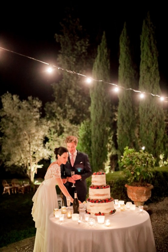 Romantic and Rustic Tuscany Wedding – Facibeni Fotografia – Villa Grabau 61