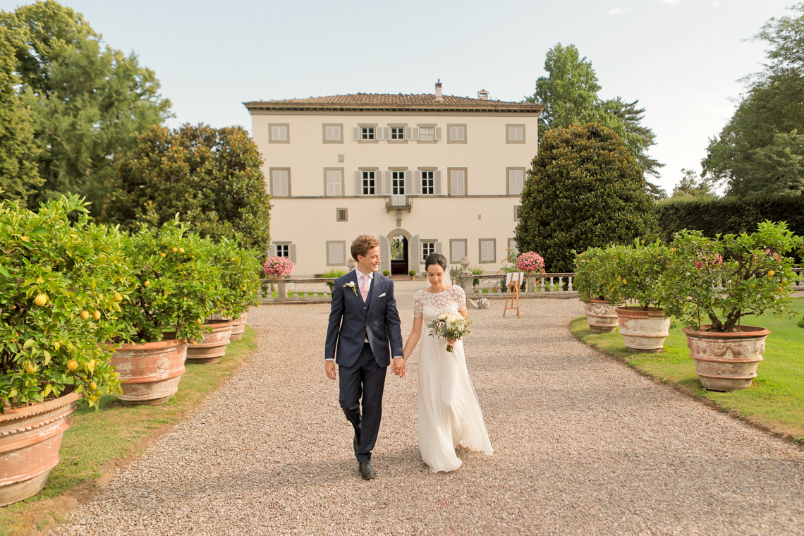 Romantic and Rustic Tuscany Wedding – Facibeni Fotografia – Villa Grabau 9