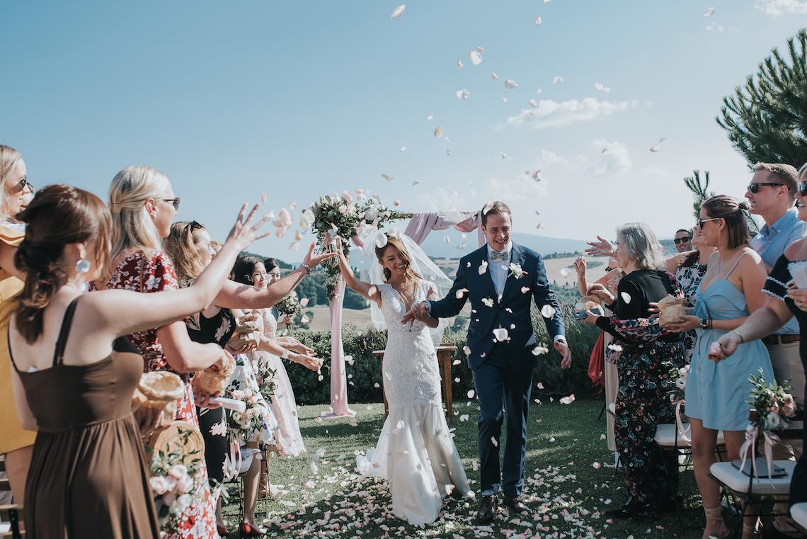 Romantic and Traditional Tuscan Destination Wedding – Daniela Nizzola 11