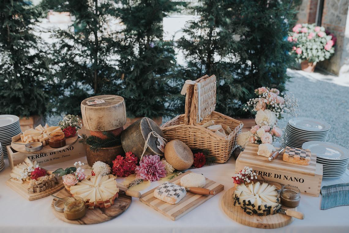 Romantic and Traditional Tuscan Destination Wedding – Daniela Nizzola 12