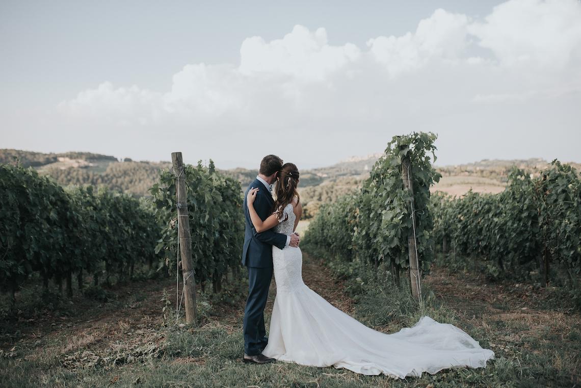 Romantic and Traditional Tuscan Destination Wedding – Daniela Nizzola 16