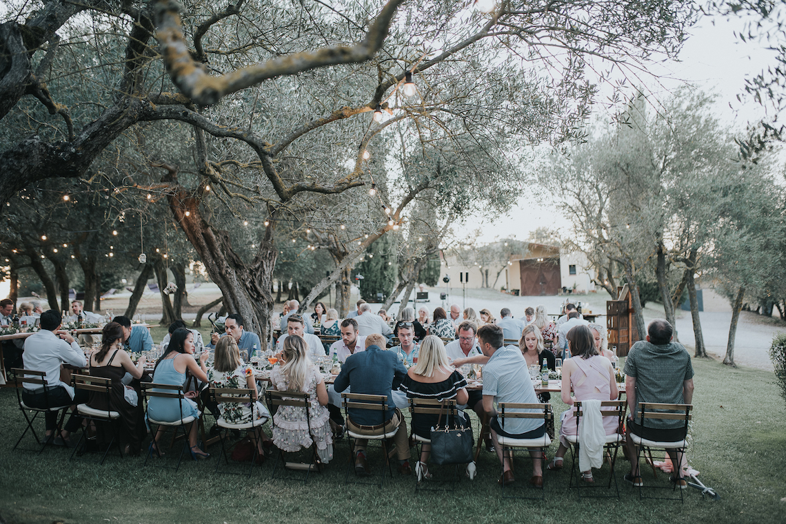 Romantic and Traditional Tuscan Destination Wedding – Daniela Nizzola 17
