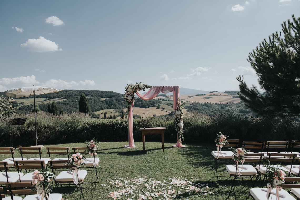 Romantic and Traditional Tuscan Destination Wedding – Daniela Nizzola 2