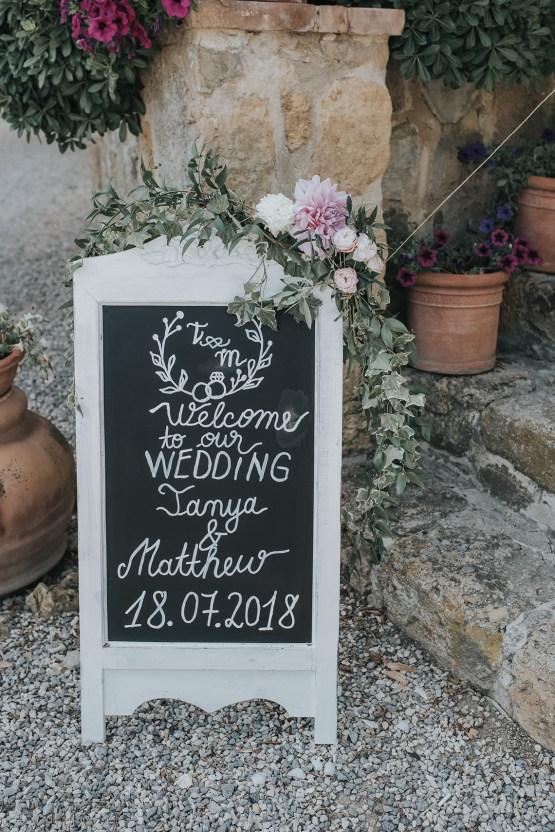 Romantic and Traditional Tuscan Destination Wedding – Daniela Nizzola 30