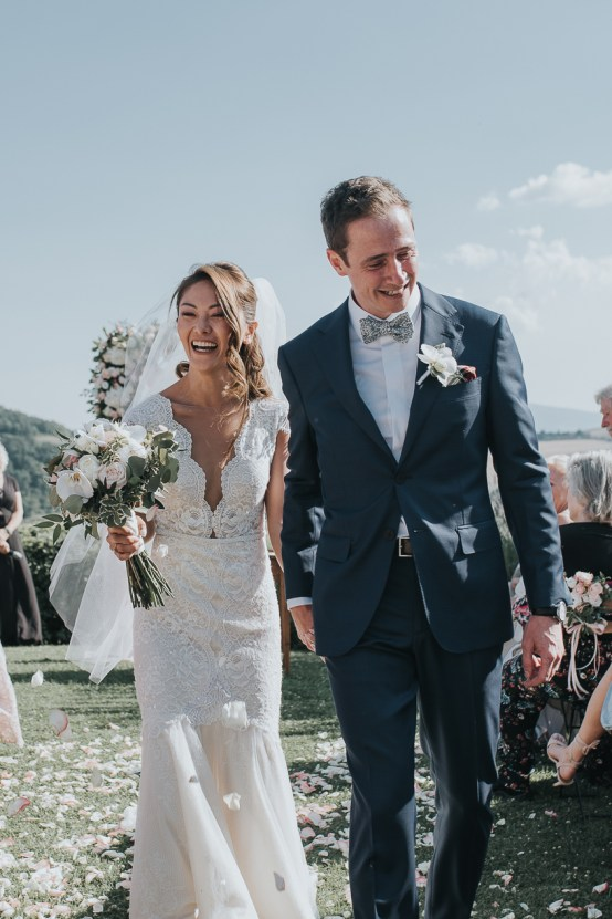 Romantic and Traditional Tuscan Destination Wedding – Daniela Nizzola 33