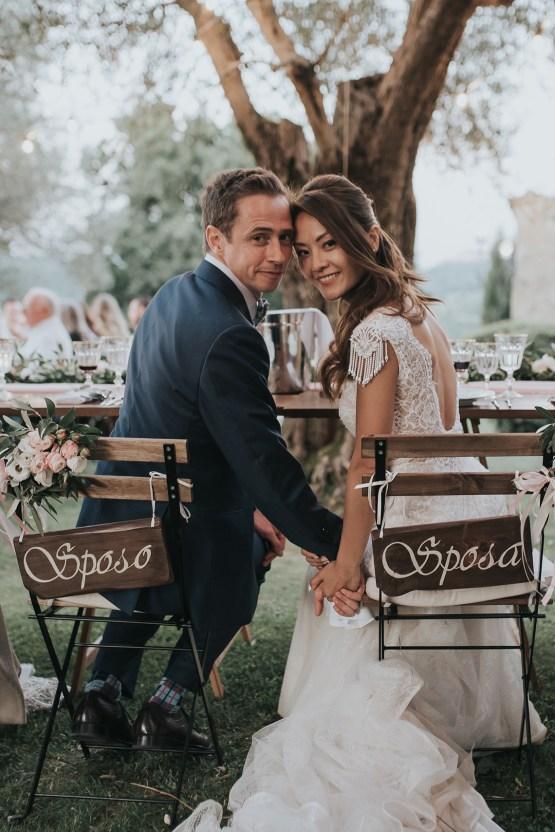 Romantic and Traditional Tuscan Destination Wedding – Daniela Nizzola 43