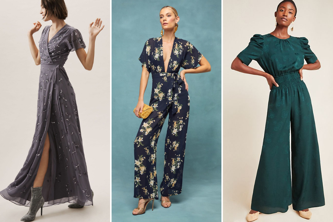 20 Fall Wedding Guest and Bridal Party Outfits
