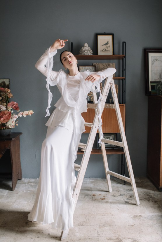 Artistic Avant-Garde Spanish Wedding Inspiration – Vanessa Illi 12