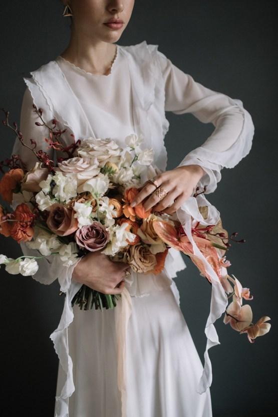 Artistic Avant-Garde Spanish Wedding Inspiration – Vanessa Illi 17