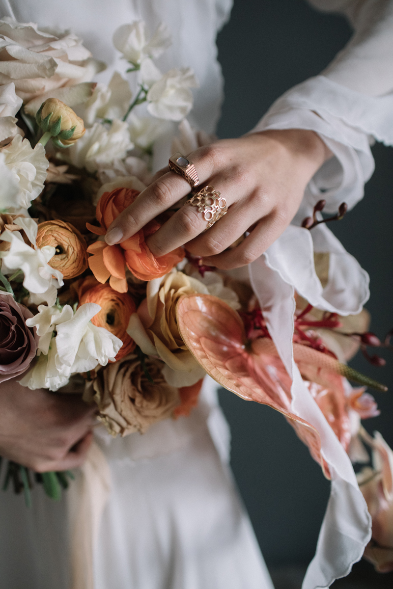 Artistic Avant-Garde Spanish Wedding Inspiration – Vanessa Illi 18