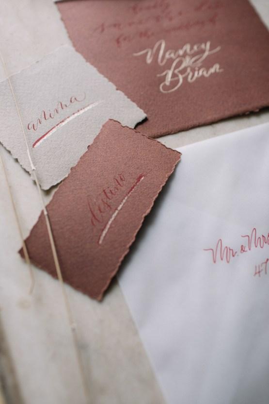 Artistic Avant-Garde Spanish Wedding Inspiration – Vanessa Illi 28