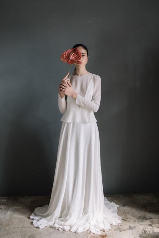 Artistic Avant-Garde Spanish Wedding Inspiration – Vanessa Illi 32
