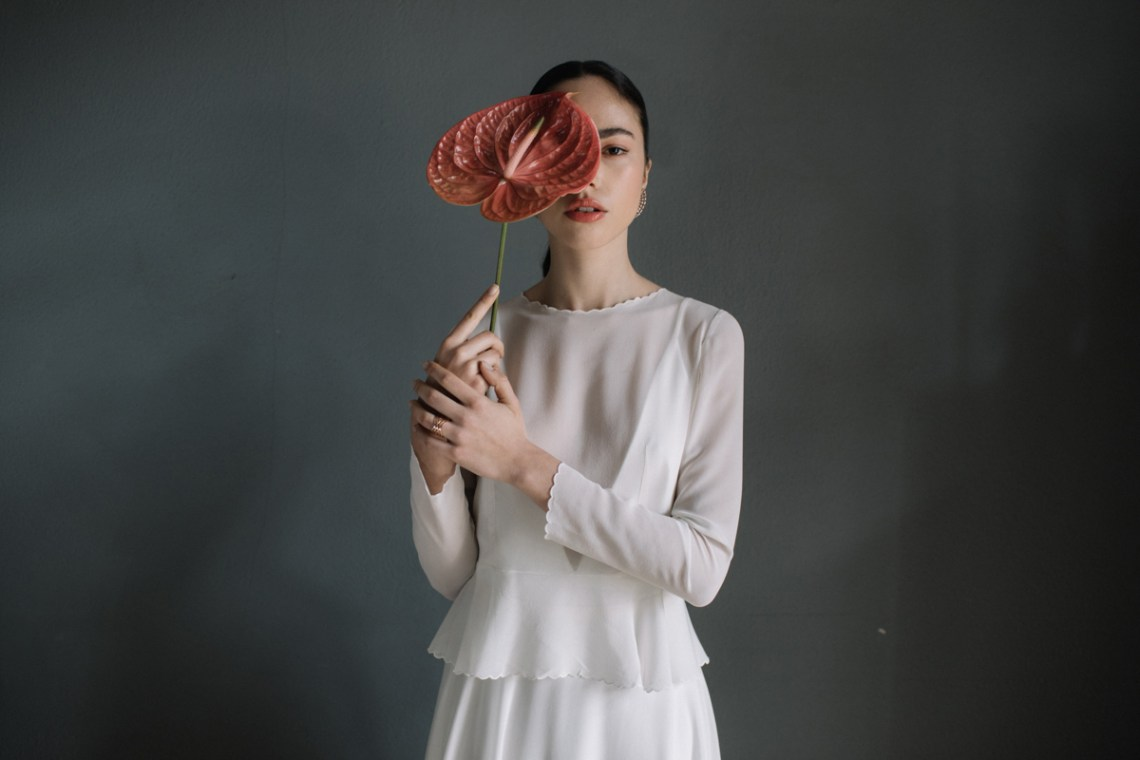 Artistic Avant-Garde Spanish Wedding Inspiration – Vanessa Illi 33