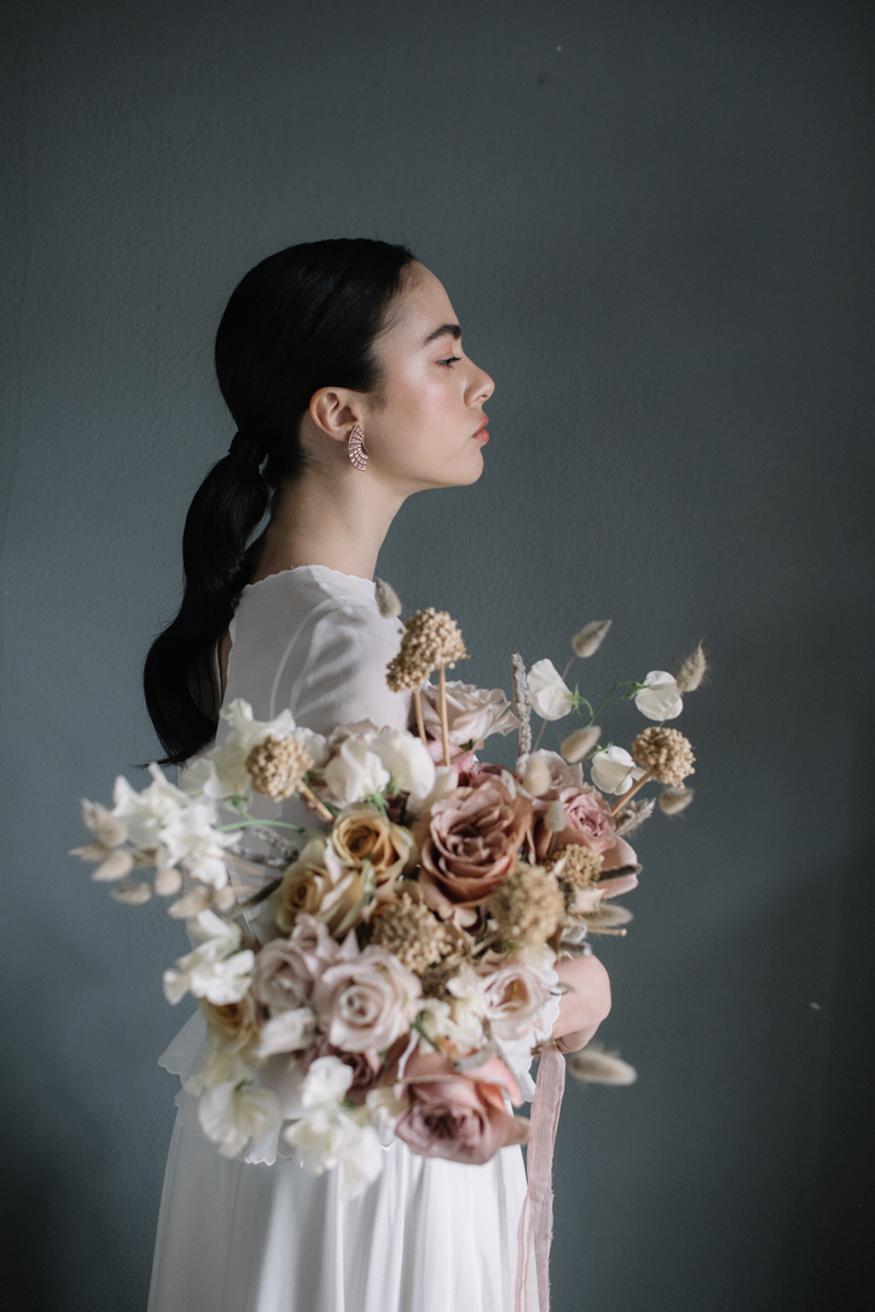 Artistic Avant-Garde Spanish Wedding Inspiration – Vanessa Illi 36