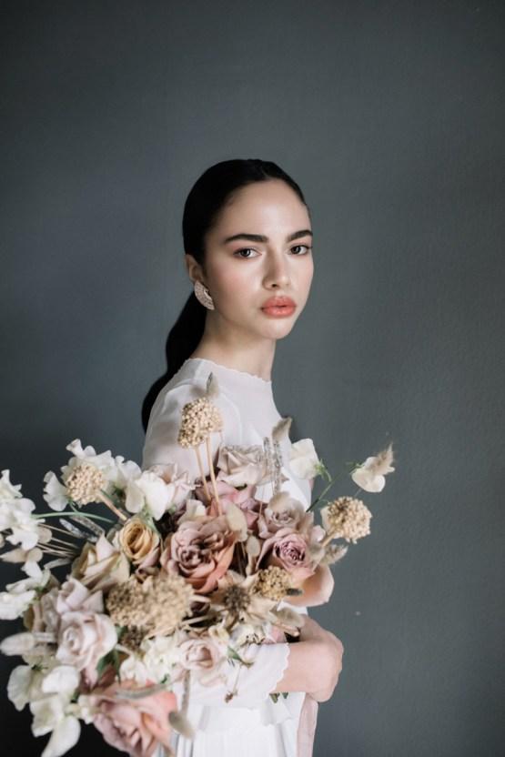 Artistic Avant-Garde Spanish Wedding Inspiration – Vanessa Illi 37