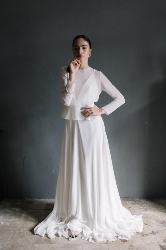 Artistic Avant-Garde Spanish Wedding Inspiration – Vanessa Illi 50