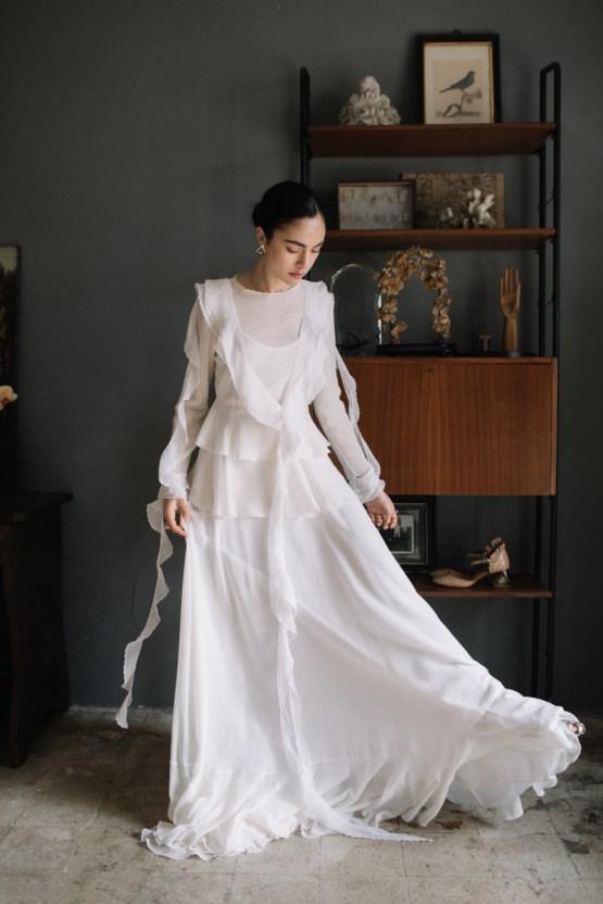 Artistic Avant-Garde Spanish Wedding Inspiration – Vanessa Illi 7