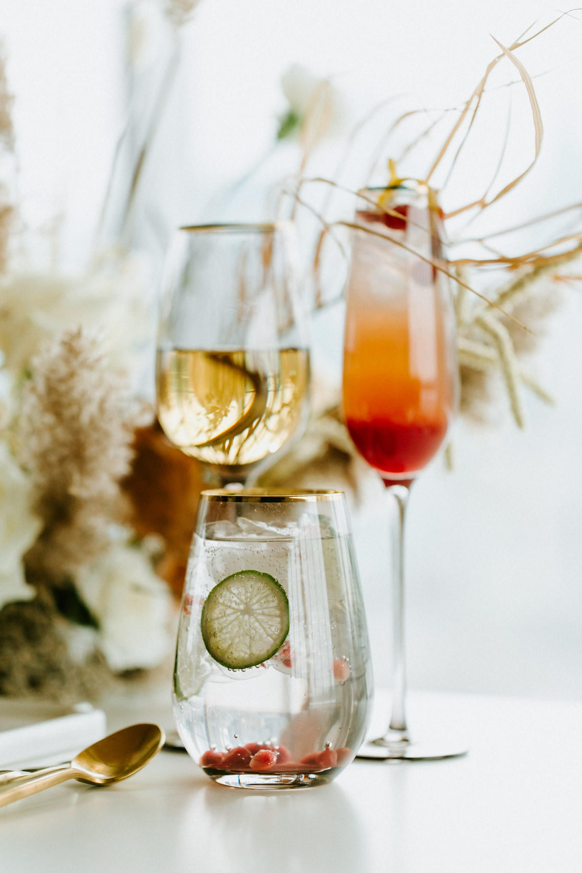 Chic Fall Loft Wedding Inspiration from Toronto – Shannon Robbins Photography – June Bloom Events 19