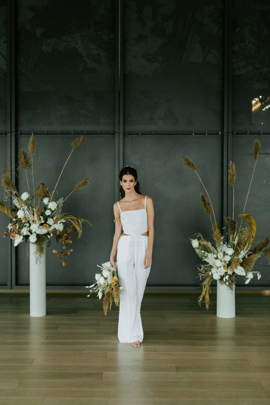 Chic Fall Loft Wedding Inspiration from Toronto – Shannon Robbins Photography – June Bloom Events 46