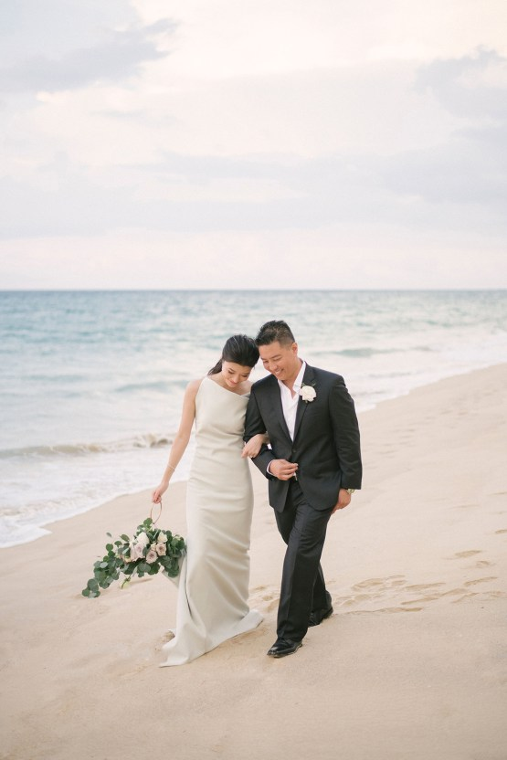 Elegant Architectural Thailand Beach Wedding – The Wedding Bliss – darinimages 39