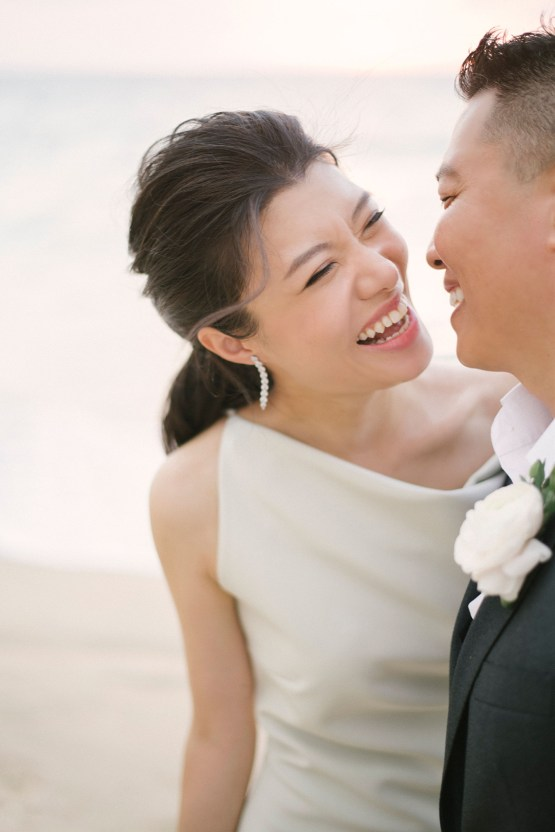 Elegant Architectural Thailand Beach Wedding – The Wedding Bliss – darinimages 40