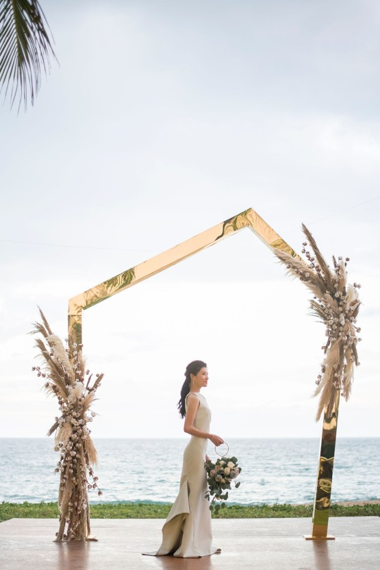Elegant Architectural Thailand Beach Wedding – The Wedding Bliss – darinimages 42