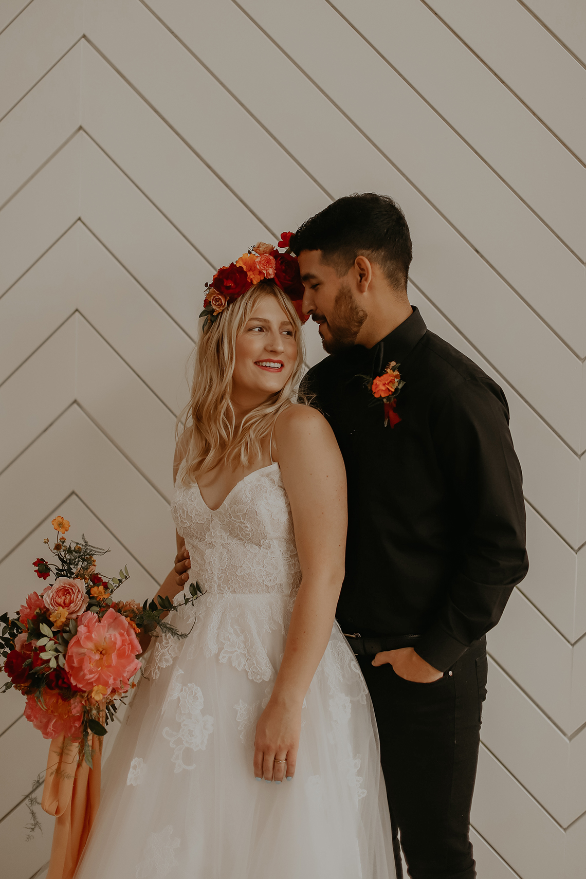 Frida Kahlo Inspired Wedding Inspirations – Devyn Spangler Photography 36