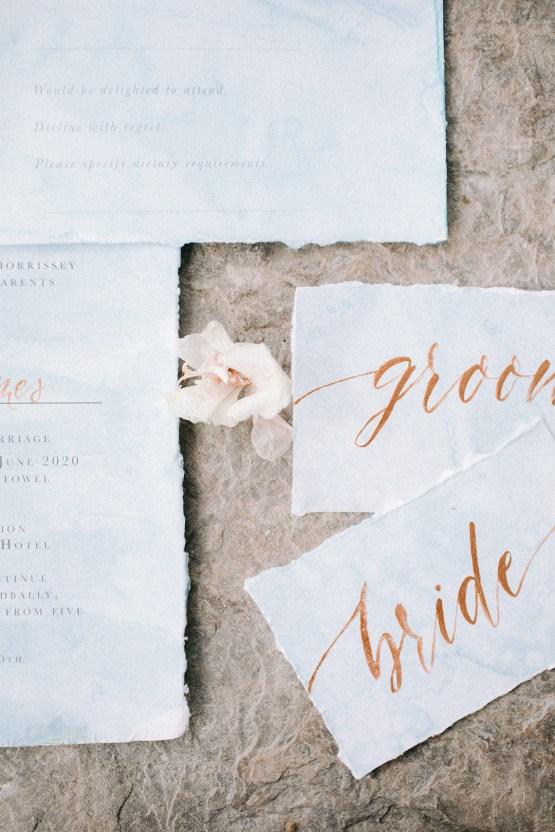 Gorgeous Coastal Ireland Wedding Inspiration – White Cat Studio – Petal and Twine 2