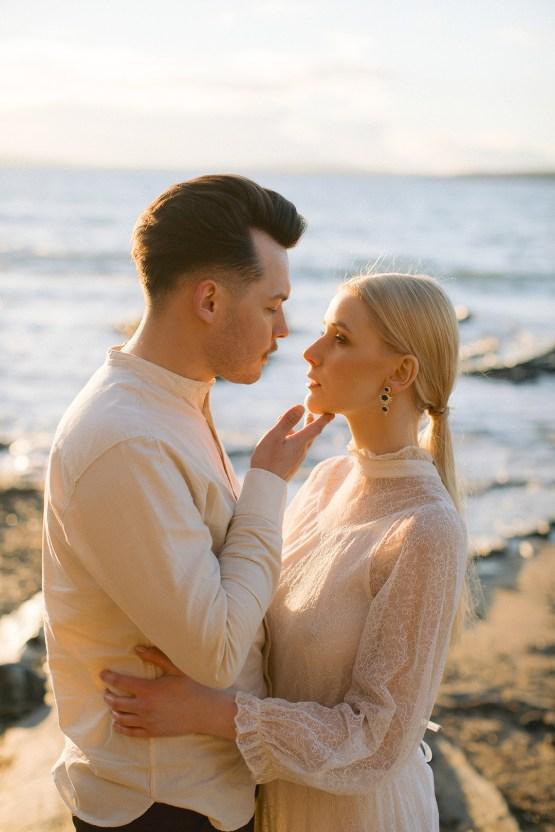 Gorgeous Coastal Ireland Wedding Inspiration – White Cat Studio – Petal and Twine 39