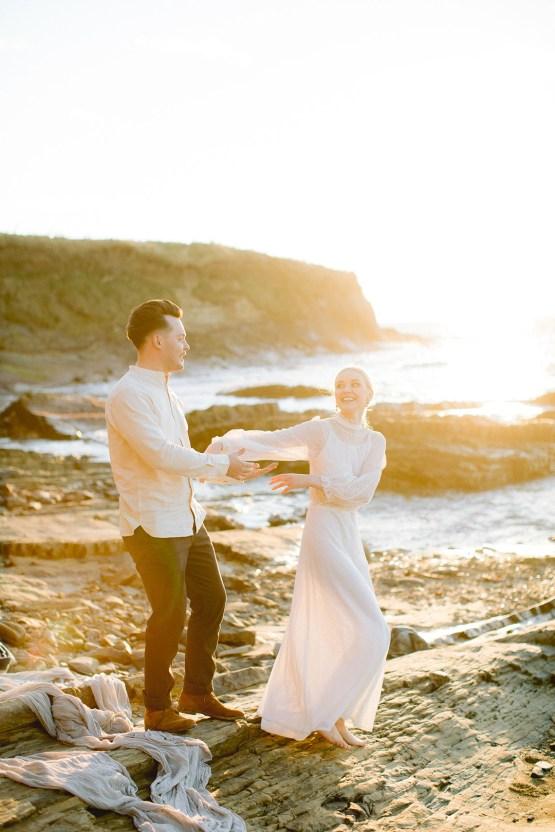Gorgeous Coastal Ireland Wedding Inspiration – White Cat Studio – Petal and Twine 40