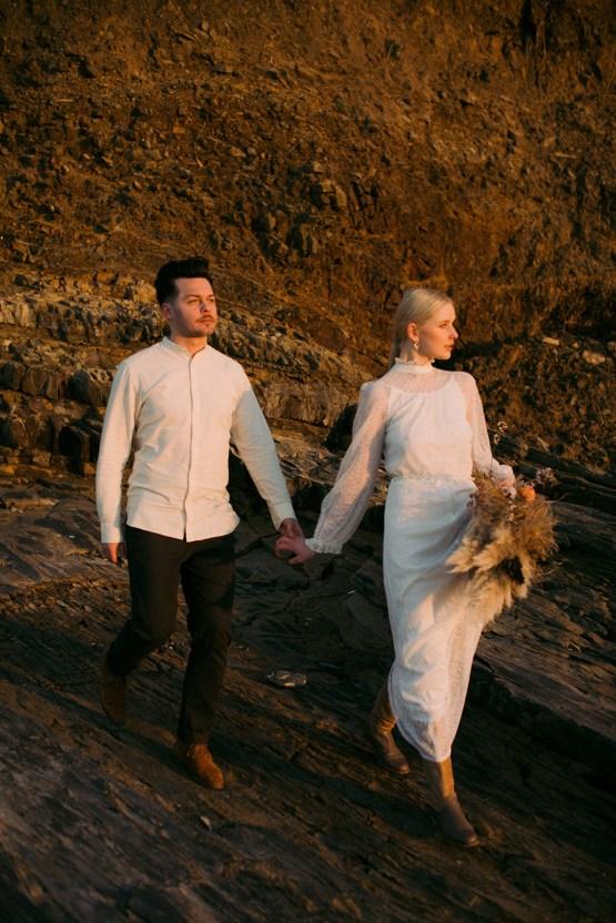 Gorgeous Coastal Ireland Wedding Inspiration – White Cat Studio – Petal and Twine 42