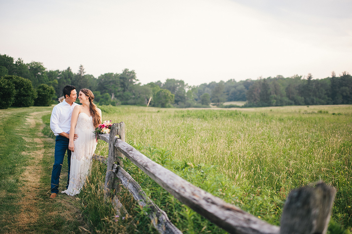 Natural Stateside After-Wedding Reception – Ayres Photography 4