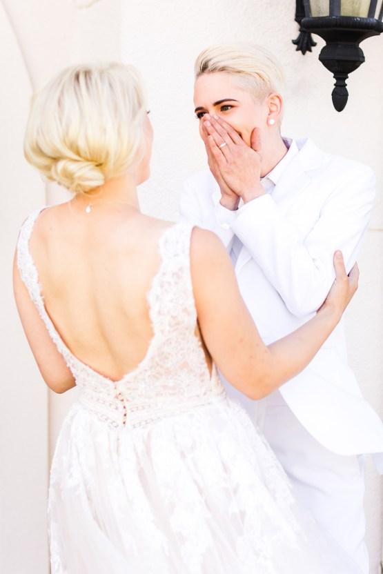 Same Sex Spanish Inspired San Antonio Wedding Inspiration – Xiaoqi Li Photography 15