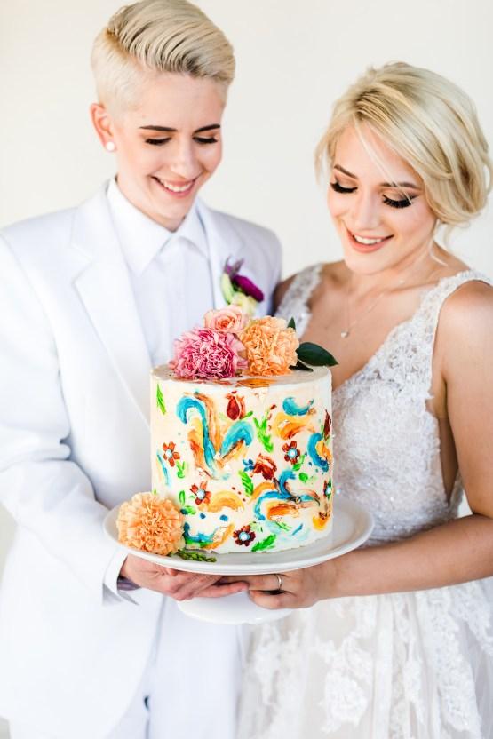 Same Sex Spanish Inspired San Antonio Wedding Inspiration – Xiaoqi Li Photography 27