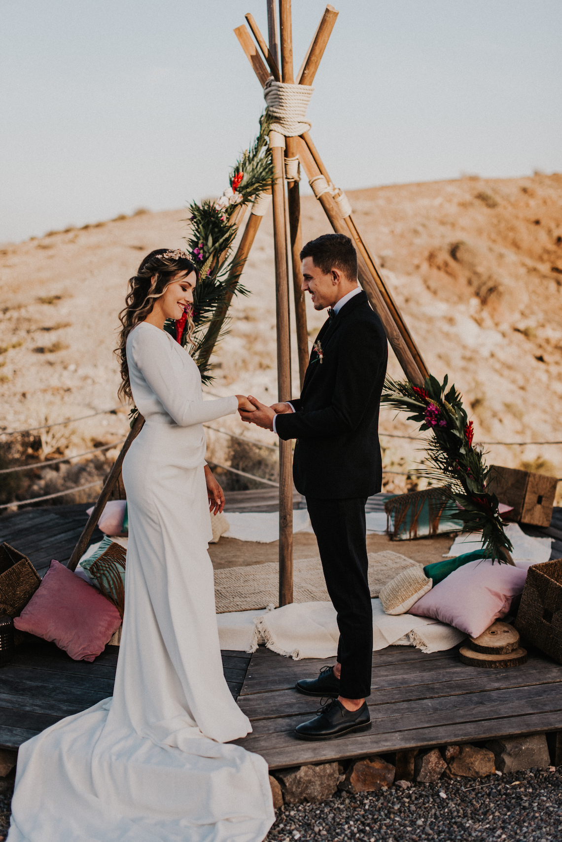 Secluded Gran Canaria Elopement with Panoramic Views – Weddings and Events by Natalia Ortiz – El Momento Perfecto 18