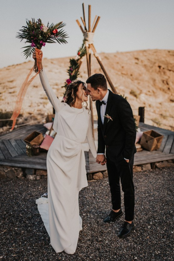 Secluded Gran Canaria Elopement with Panoramic Views – Weddings and Events by Natalia Ortiz – El Momento Perfecto 20