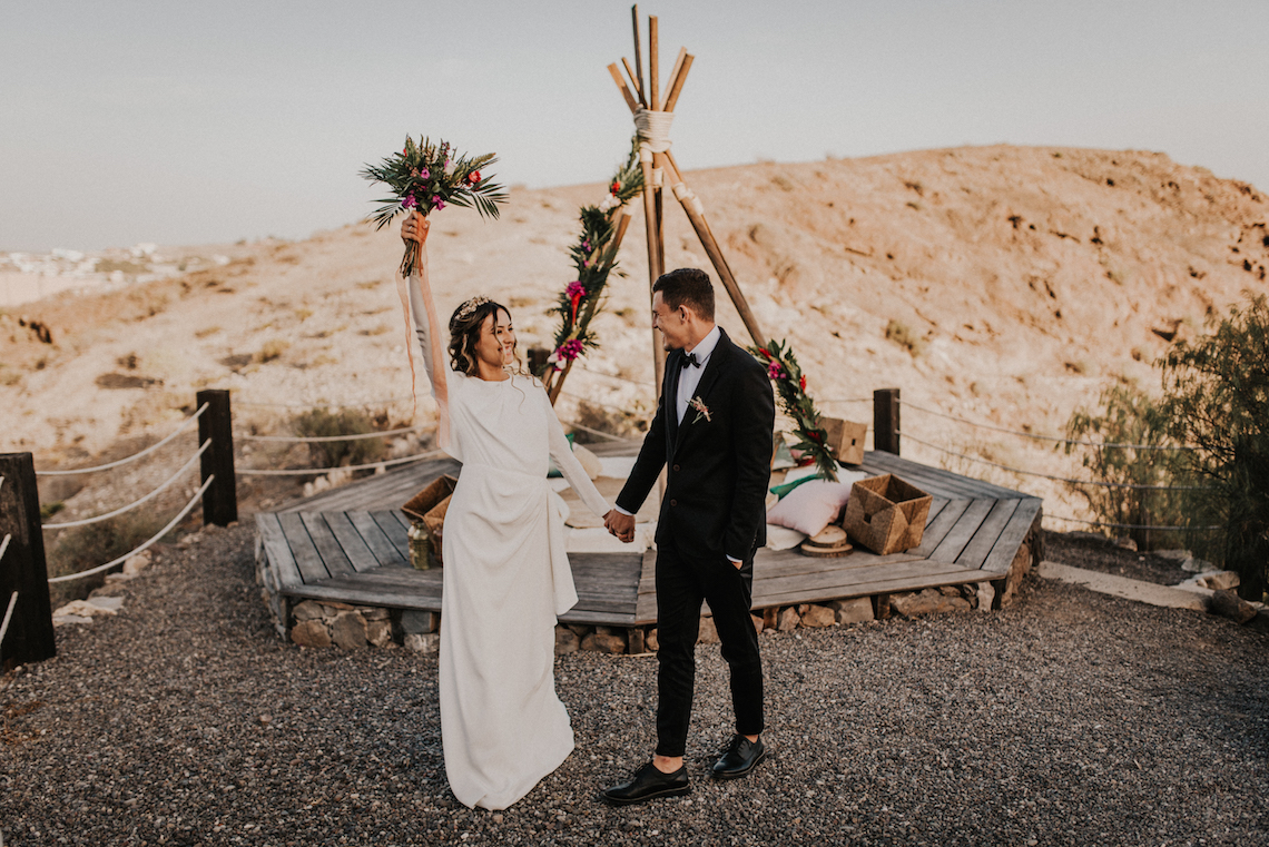 Secluded Gran Canaria Elopement with Panoramic Views – Weddings and Events by Natalia Ortiz – El Momento Perfecto 6