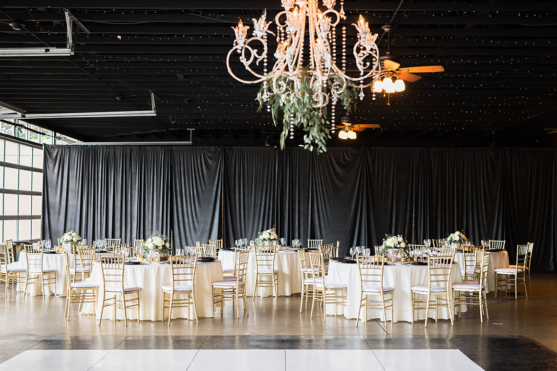 Upscale Southern Black-Tie Winery Wedding – Lindsey LaRue 3
