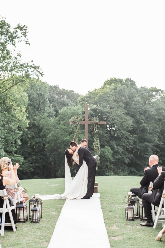Upscale Southern Black-Tie Winery Wedding – Lindsey LaRue 38