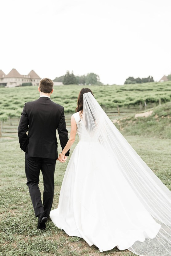 Upscale Southern Black-Tie Winery Wedding – Lindsey LaRue 43
